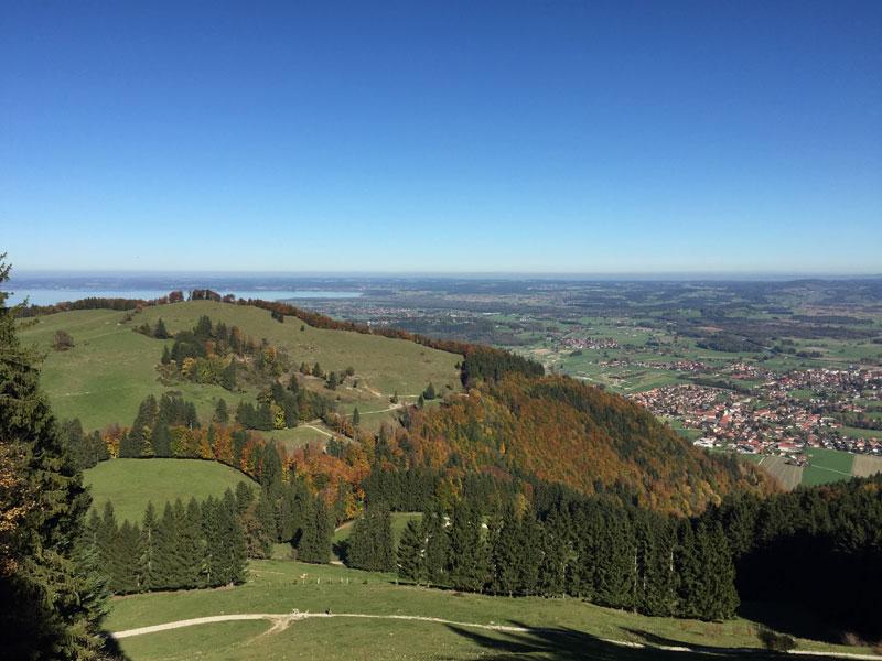 Chiemgau und Umgebung
